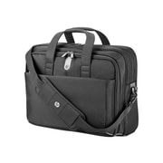 "HP® Smart Buy 15.6"" Professional Top Load Carrying Case For Notebook, Black"