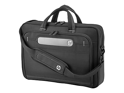 HP Business Top Load Carrying Case For 15.6 Notebook, Tablet PC, Ultrabook, Tablet, Black