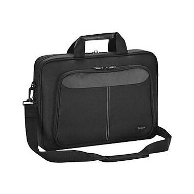 TargusMD - Étui Intellect pour ordinateur portatif de 12,1 po, avec bandoulière, noir