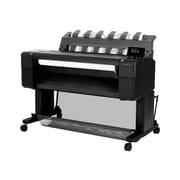 HP® Designjet T920 PostScript 36 ePrinter Inkjet Large Format Printer, Cyan