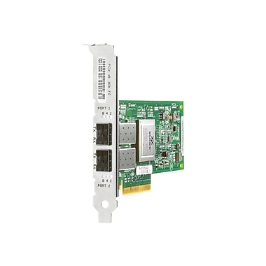 HPMD – Adaptateur bus hôte PCIE Fibre Channel Smart Buy 82Q à 2 ports, 8 Go (Aj764Sb)