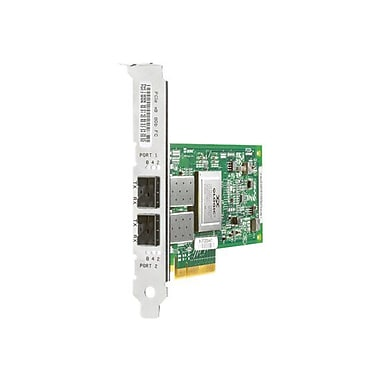 HP® AJ764A 8 GB Dual Port Fibre Channel Host Bus Adapter