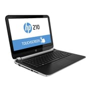 HP 210 G1 - 11.6 - Core i3 4010U - Windows 7 Pro 64-bit/Windows 8.1 Pro downgrade - 4 GB RAM - 320 GB HDD