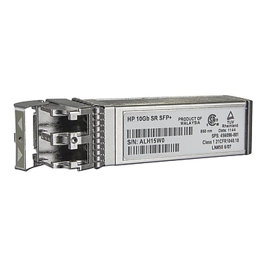 HP® 455883-B21 10GBase-SR Optical Transceiver Module