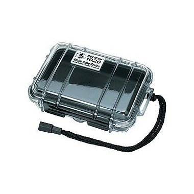 Pelican™ 1020 Micro Case For Small Accessories, Clear/Black