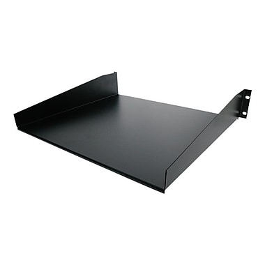 StarTech 2U Standard Universal Server Rack Cabinet Shelf
