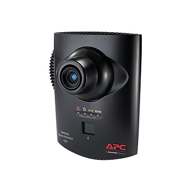 APC NetBotz 400 NBWL0455 Wired Surveillance Camera with Day/Night, Black