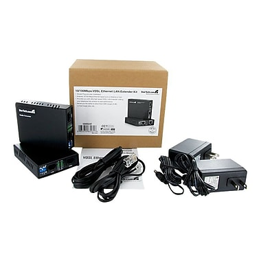 StarTech 110VDSLEXT Ethernet Extender Kit