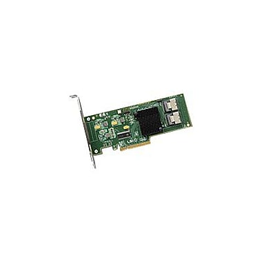 LSI Logic® 2 Port SAS Host Bus Adapter (9211-8i)
