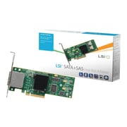 LSI Logic® 2 Port SAS Host Bus Adapter (9200-8e)