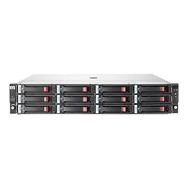 HP® D2600 Rack-Mountable 2U Disk Enclosure