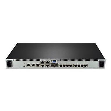Avocent® MPU108EDAC-001 Digital KVM Switch, 8 Ports