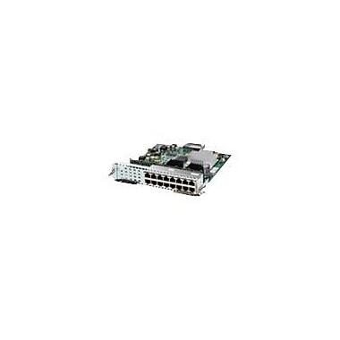 Cisco™ SM-ES3G-16-P= Enhanced EtherSwitch L2/L3 Service Module For Cisco Router 3945, 3925, 2921