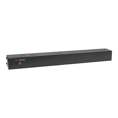 CyberPower® PDU15B12R Basic Power Distribution Unit, NEMA 5-15P