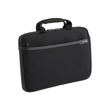 Toshiba PA1502U-1SN3 13.3in. Netbook Case, Black