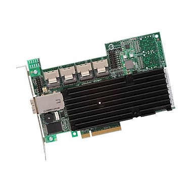 LSI Logic® 4 Port RAID Controller Card (9750-16i4e)