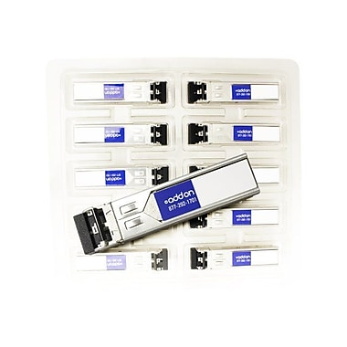 AddOn® J4858C-AO-10PK HP Compatible 1000Base-SX SFP (Mini-GBIC) Transceiver Module For HP 4100gl