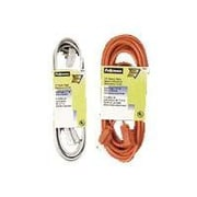 Fellowes® Hardwired Extension Cord, 16 Gauge, 100 ft (L)