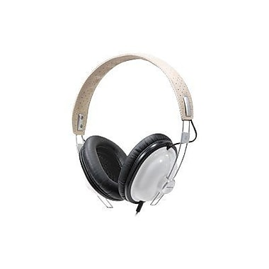 Panasonic RP-HTX7-W1 Monitor Stereo On-Ear Headphone, White