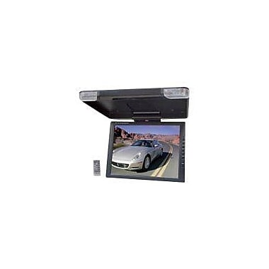Pyle® PLVWR1440 14in. High Resolution Active Matrix TFT LCD Car Display With IR Transmitter, Black