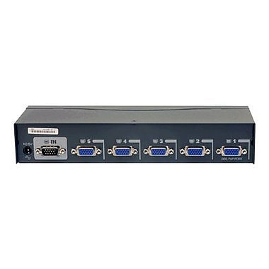 Connectpro VSE-105 5-Port Video Distribution Amplifier