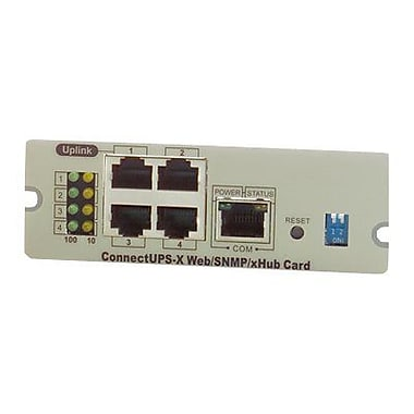 Eaton® 116750222-001 Web Snmp Card, 100 MB