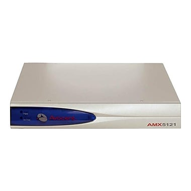 Avocent® AMX5121-001 Desktop User Station, 2 Ports