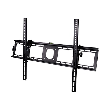 Siig® CE-MT0L11-S1 Universal Tilting TV Wall Mount With Extension For Up to 70in. Monitor, Black