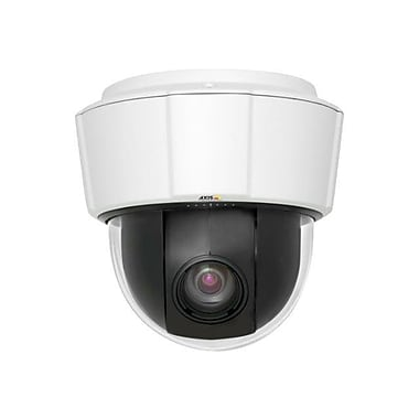 AXIS® P5522 Dome Surveillance/Network Camera, 1/4in. ExView HAD Progressive Scan CCD