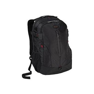 Targus® TSB226US Terra Backpack For 16in. Laptops, Black/Red