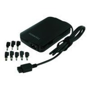 Duracell Ultra Compact 90 W Laptop Adapter, 110/220 VAC Input, 19 VDC Output