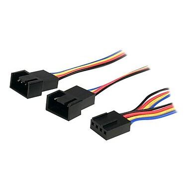 StarTech FAN4SPLIT12 Fan Power Splitter Cable