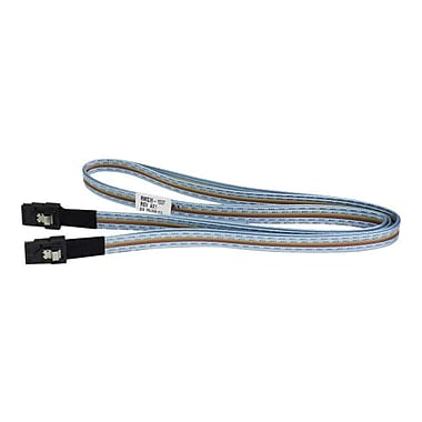 HP® External Mini SAS to SCSI Cable, 6.56'(L) (407339-B21)
