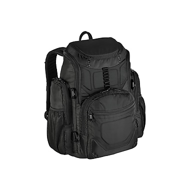 Targus® TSB220US Demolition Backpack For 17.3in. Laptops, Black