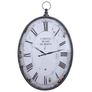 DHP Metal Wall Clock
