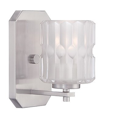 Designers Fountain Valeta 1 Light Wall Sconce