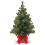 National Tree Co. 2' Green Noble Spruce Artificial Christmas Tree
