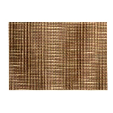Kraftware Woven Placemat (Set of 4); Sienna