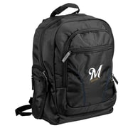 Logo Chairs MLB Stealth Backpack; Milwaukee Brewers