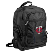 Logo Chairs MLB Stealth Backpack; Minnesota Twins