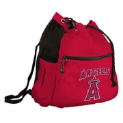 Logo Chairs MLB Sport Backpack; Los Angeles Angels