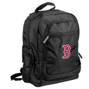 Logo Chairs MLB Stealth Backpack; Boston Red Sox