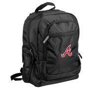 Logo Chairs MLB Stealth Backpack; Atlanta Braves