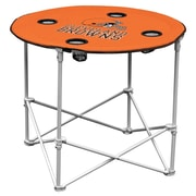 Logo Chairs NFL Round Table; Cleveland Browns