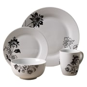 Tabletops Gallery Rebecca 16 Piece Dinnerware Set
