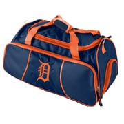 Logo Chairs MLB Athletic 12'' Gym Duffel; Detroit Tigers