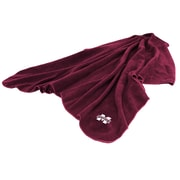 Logo Chairs NCAA Mississippi State Huddle Throw