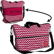 Logo Chairs NCAA Expandable Tote; NC State