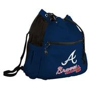 Logo Chairs MLB Sport Backpack; Atlanta Braves