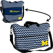 Logo Chairs NCAA Expandable Tote; Michigan